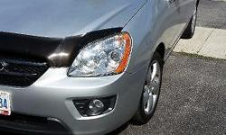 Make Kia Model Rondo Year 2007 Colour Silver kms 184000 For sale by private owner is a 2007 Kia Rondo EX Model. This vehicle is in pristine condition with 184,000km. Servicing and maintenance are all up to date. Excellent condition with 184,000km. Well