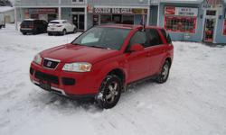 Make Saturn Model VUE Year 2007 Colour Red kms 194000 Trans Automatic 2007 Saturn Vue Hybrid with 194000 km , Automatic and A/C . Will come Certified . Come Visit Us Today 916 Montreal Road Ottawa Ontario We are here to Serve you and help you get behind