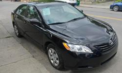 Make Toyota Model Camry Colour black Trans Automatic kms 162000 162000 kms Automatic Power windows, power door locks, am/fm/cd, Air conditioning, power mirrors, steering radio control, keyless entry. Price includes mechanical safety, emission test, 4