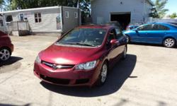 Make Acura Colour red Trans Manual kms 160020 new arrival 2008 Acura csx model , mint , 5 speed , his car have everything you ask for power windows , power locks , key less entry , sunroof ect ect ... SIMPLE PRICING ,ASKING PRICE +HST & LICENSING