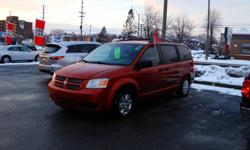 Make Dodge Model Grand Caravan Year 2008 Colour Orange kms 234500 Trans Automatic 2008 Dodge Grand Caravan with 234500 km , Automatic & AC. Will come Certified . Come Visit Us Today 916 Montreal Road Ottawa Ontario We are here to Serve you and help you
