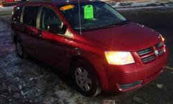 Make Dodge Model Grand Caravan Year 2008 Colour Red kms 202000 Trans Automatic 2008 Dodge Grand Caravan with 202000 km , Automatic & AC. Will come Certified . Come Visit Us Today 916 Montreal Road Ottawa Ontario We are here to Serve you and help you get