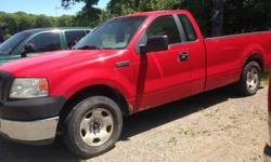 Make Ford Model F-150 Year 2008 Colour RED kms 318227 Trans Automatic F150EL NEEDS SOME MINOR BODY WORK, SURFACE RUST. WILL SELL CERTIFIED $4000. BEST OFFER -- NOT CERTIFIED