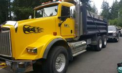 Colour Yeyllow Trans Manual kms 60000 Excellent shape, 130,000 kms, Current CVI, 500 HP Cummins Motor, needs nothing except new owner With PUP $130,000.00 For further details please contact Wayne 250-739-3188