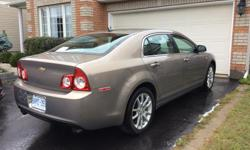 Make Chevrolet Model Malibu Colour Bronze kms 164000 Loaded, leather, heated power seats, a/c, cruise, on star, satellite radio opt., hwy miles, good condition and a reliable car