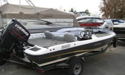 Year : 2008 Make : Stratos Model : 186XT Motor : Evinrude HP : 115Etec Price : $17,900.00 Comment : 70lb minnkota, trailer, trailer cover.