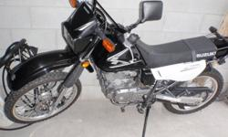 like new condition, very nice bike fun to ride and cheap on insurance. sold cert.