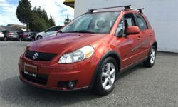 Make Suzuki Model SX4 Year 2008 Colour Bronze kms 107240 Trans Automatic Price: $6,995 Stock Number: JG152A Interior Colour: Dark Grey Harbourview Autohaus is Vancouver Islands #1 Volkswagen dealership. A locally owned family business, The Wynia family