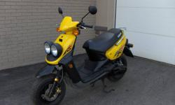 2008 Yamaha BW50, Yellow, SC239U, One Owner, only 626kms, $1799.00 Plus Tax & License See more than 60 brand new Yamaha models in our showroom.   Kelly's Cycle Centre   905-385-5977  We Eat, Sleep and Breathe Yamaha ! R6, R1, FZ1, FZ8, WR250, TW200, FZ6,
