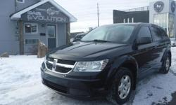 Make Dodge Model Journey Year 2009 Colour BLACK kms 124000 Trans Automatic 6 MONTHS WARRANTY WITH PURCHASE FOR FREE ! 2009 DODGE JOURNEY SE 5 PASSENGERS, FWD !! 4 CY 2.4L ENGINE EASY ON GAS AND POWERFUL POPULAR RIDE ! WITH AUTOMATIC TRANSMISSION, FULLY