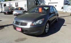 Make Honda Colour grey Trans Automatic kms 168000 JUST ARRIVED , QUICK SALE PRICE 2009 Honda Accord 4 CYL , power lock , key less entry , power mirror , power windows , sunroof , cruise control and many more. Great reliable cars, amazing re-sale value,