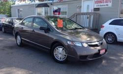 Make Honda Colour grey Trans Automatic kms 160521 New arrival, 2009 Honda Civic with power windows, power windows, AC, cruise control, power mirrors, Safety and Etest included SIMPLE PRICING ,ASKING PRICE +HST & LICENSING *Bilingual, no pressure staff A