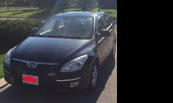Make Hyundai Colour Black Trans Automatic kms 147000 The 2009 Hyundai is a top choice in practical sedans. This fun to drive vehicle is in excellent condition with 147,000 km. It is a great all-purpose sedan boasting a smooth running engine, great