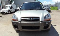Make Hyundai Colour silver Trans Automatic kms 187011 2009 Tucson, well equipped with power windows, locks, mirrors, AC, cruise control Excellent vehicle in terms of comfort and reliability, with enough power in its 2.7L V6 to keep up with the best SUV