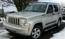 Make Jeep Model Liberty Year 2009 Colour Silver kms 179900 Trans Automatic 2009 Jeep Liberty North 4X4 3.7l, V6, Automatic, A/C, Cruise Control, Power windows/locks/mirrors. 179,900 km. Certified with E-Test included. Taxes are not included in listing