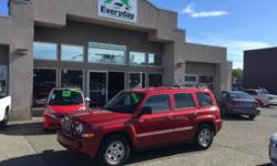 Make Jeep Model Patriot Year 2009 Colour Red kms 106000 Trans Automatic Look at this 2009 Jeep Patriot North Edition not only is extremely good on gas because of its 2.0L inline 4 cylinder engine. It also comes well equipped with power window, power