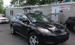 Make Mazda Model CX-7 Year 2009 Colour purple kms 103251 Trans Automatic Take advantage of this amazing deal!!! 4 cylinder AWD, with sunroof, power seats, AC, keyless entry, Brand new brakes all around, Brand new rims and tires! Power windows, power