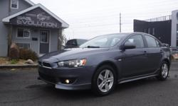 Make Mitsubishi Model Lancer Year 2009 Colour GREY kms 96000 Trans Manual EXTRA SET OF TIRES WITH RIMS INCLUDED WITH THIS PURCHASE FOR FREE !!!! 6 MONTHS WARRANTY WITH PURCHASE FOR FREE ! 2009 MITSUBISHI LANCER SPORT EDITION 2.0L ENGINE EASY ON GAS !!