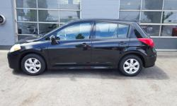 Make Nissan Model Versa Year 2009 Colour Black kms 168799 Trans Automatic BC Vehicle 1.8L Inline 4 cylinder DOHC Automatic CVT Transmission Remote keyless power door locks Power mirrors 1 one-touch power windows Sunroof Clock Tachometer Low fuel level