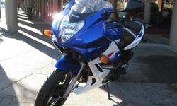 2009 Suzuki GS500 for sale at Cycle BC Rentals in downtown Victoria. This bike has been a rental and most of the km's are on the highway. It's in really good shape. Looks great, and makes for a good commuter bike or beginner bike you won't easily