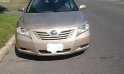 Make Toyota Model Camry Year 2009 Colour Gold kms 189 Trans Automatic If you are looking for a well maintained used car at a great price this is the car for you! Selling my Toyota Dealership maintained Camry for sale. I have a print out from the