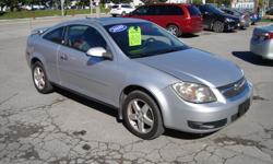 Make Chevrolet Model Cobalt Year 2010 Colour Silver kms 188500 Trans Automatic 2010 Chevrolet Cobalt with 188500 km , Nice Car with Air conditioning . Will come Certified. Come Visit Us Today 916 Montreal Road Ottawa Ontario We are here to Serve you and