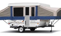 2010 Flaggstaff Tent trailer model 176, sleeps 6, comes with many standard features including, awning, water tank, 3 way fridge, furnace, spare tire, propane tank, electric brakes, battery box, excellent condition. Used only a few times. Call Rick for