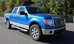 Make Ford Model F-150 Year 2010 Colour Blue kms 101188 Trans Automatic Price: $24,999 Stock Number: 353489A Engine: V-8 cyl Fuel: Flex Fuel At Island GM we pride ourselves in providing a rewarding automotive experience, whether it is shopping for a new or