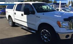Make Ford Model F-150 Year 2010 Colour White kms 124614 Trans Automatic Price: $22,780 Stock Number: H6-267B Engine: V-8 cyl Fuel: Flex Fuel On Sale! Save $1215 on this crew cab 4X4 pickup , we've marked it down from $23995. This 2010 Ford F-150 is fresh