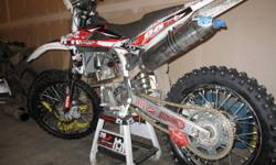 TC 250 Leo Vince full titanium exhaust, Rekluse clutch, GPR stabilizer Well maintained, low hours, awsome bike
