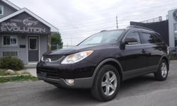 Make Hyundai Model Veracruz Year 2010 Colour BROWN kms 171000 Trans Automatic 6 MONTHS WARRANTY WITH PURCHASE FOR FREE ! 2010 HYUNDAI VERACRUZ V6 3.8L ENGINE PERFECT 7 RIDERS SUV ! WITH AUTOMATIC TRANSMISSION, FULLY EQUIPPED LEATHER INTERIOR , SUNROOF,