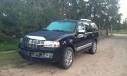 Make Lincoln Model Navigator Year 2010 Colour Black kms 154000 For sale by owner is A 2010 Lincoln Navigator in excellent condition with 154,000 km.This reliable SUV is loaded with many luxury features, and drives like a dream. It has been exceptionally