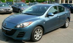Make Mazda Model Mazda3 Year 2010 Colour blue kms 138000 Trans Manual Very clean little Mazda3, mechanically and aesthetically in topnotch shape. Just cheched the car, certified and ALL SET TO GO. Brand new brakes all around. All options are working