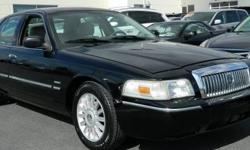 Make Mercury Model Grand Marquis Year 2010 Colour Black kms 105686 Trans Automatic ****Great Deal For VIP Ride-sharing Drivers ************ Anti Theft Locks * Child Safety Door Locks * Power Door Locks * Vehicle Anti-Theft Braking and traction * ABS