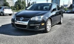 Make Volkswagen Year 2010 Colour Black Trans Manual kms 114124 Wolfsburg Edition Jetta, 2.0 liter turbo, 6-speed, heated seats, sunroof, touch screen audio, power windows and locks, A/C, cruise, 17-inch alloy wheels. Very clean car only $8995 + taxes