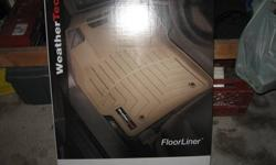 The best protection for your floor ! Brand new only out for pictures ordered wrong ones you save $40 Weather Tech front Black floor mats For a Hyundai Sonata 2011-12 http://www.weathertech.ca/hyundai/2011/sonata/floorliner-digitalfit/