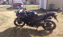 brand new, never been driven. MUST SELL!! REDUCED PRICE on Oct. 1
