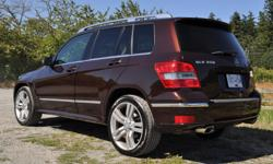 Make Mercedes-Benz Model GLK350 Year 2011 Colour Brown kms 144560 Trans Automatic 2011 Mercedes GLK 350 in excellent condition. V6, all wheel drive, Pirelli tires with 75% tread, all maintenance is up to date. Lots of options, leather, heated seats, front