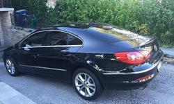 Make Volkswagen Model CC Year 2011 Colour Black kms 59600 Trans Automatic The Volkswagen CC presents and attractive design, practical interior, and a fuel efficient turbo engine. This handsomely styled sedan makes a great every day driver but is still fun