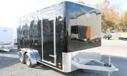 ATC ALUMINUM CARGO TRAILERS NOW IN STOCK!!! Full Perimeter Aluminum Frame Aluminum Fenders Aluminum A-Frame aluminum Exterior Rear Ramp or Barn Doors Visit www.1000islandsrv.com for more information!!! or call 1-800-837-6556