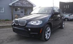 Make BMW Model X5 xDrive35d Year 2012 Colour BLACK kms 108000 Trans Automatic 6 MONTHS WARRANTY WITH PURCHASE FOR FREE ! 2012 BMW X5 AWD PREMIUM DIESEL DIESEL DIESEL !! V6 3.5L ENGINE POWERFUL LUXURIOUS RIDE ! WITH AUTOMATIC TRANSMISSION, FULLY EQUIPPED,