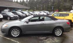Make Chrysler Model 200 Year 2012 Colour Grey kms 33085 Trans Automatic 10.3L/100km City 6.9L/100km Hwy 4L Automatic Grey Exterior Colour Black Interior Colour Stock #: P197310 VIN: 1C3BCBDB6CN197310 Kilometres: 33085 Vehicle Comments Comments: 2012,