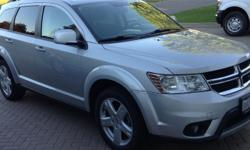 Make Dodge Model Journey Year 2012 Colour Silver kms 55000 Trans Automatic Like new, extra clean with low km's. New tires, auto start, needs nothing. Snow tires on rims included. Call Kevin 705-575-5092