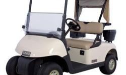 I HAVE A 2012 EZ-GO 48 VOLT GOLF CART WHITE LIKE NEW . FINANCING AVAILABLE
