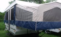 12' BOX, DOUBLE BED, QUEEN BED, DINETTE, GAUCHO SOFA, 3 WAY FRIDGE, INDOOR/OUTDOOR COOKTOP, AWNING, BREEZE FANTASTIC FAN, POWER LIFT SYSTEM, HEATED MATTRESS, CARBON MONOXIDE DETECTOR   Only $92/month!!!   www.1000islandsrv.com
