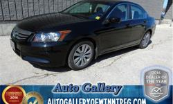 Make Honda Model Accord Year 2012 Colour Black kms 23262 Trans Automatic Price: $19,997 Stock Number: 21232 Interior Colour: Black Engine: 2.4 L Fuel: Gasoline *SAVE AN ADDITIONAL $1,000 OFF OF THE LISTED PRICE BY FINANCING! O.A.C.* Great looking Accord