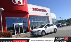 Make Honda Model Civic Year 2012 Colour White kms 53307 Trans Automatic Price: $14,500 Stock Number: 7247Q Fuel: Gasoline Smart Purchase Pricing - priced to sell immediately. Although reasonable effort is made to ensure the accuracy of the information
