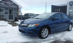Make Honda Model Civic Year 2012 Colour BLUE kms 128000 Trans Manual 6 MONTHS WARRANTY WITH PURCHASE FOR FREE ! 2012 HONDA CIVIC EX EDITION !! 4 CYLINDER 1.8L ENGINE PERFECT SPORT RIDE ! WITH 6 SPEEDS TRANSMISSION, FULLY EQUIPPED SUNROOF, BLUETOOTH, ALLOY