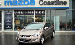 Make Hyundai Model Elantra Year 2012 Colour beige kms 64724 Trans Automatic *** Accident Free. North Island Local. Heated Front & Rear Seats. *** This 2012 Elantra GLS is an Accident free, North Island local & comes loaded with some of today's hottest