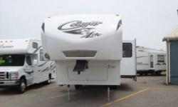 Convenience Package, Value Package, Camping in Style Package, Polar Package Aluminum Wheels, RVQ Grill, Sleeping For Six           SEE IT AT LEISURE TRAILER SALES THE RV LIQUIDATORS (519) 727-3400